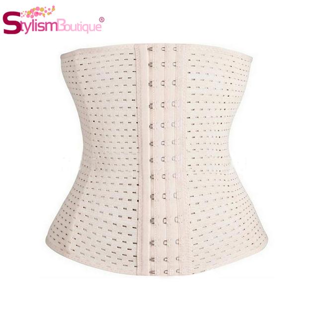 High Compression Fashion Corset | Waist Trainer Slimming Belt | Slimming Underwear Plus Size