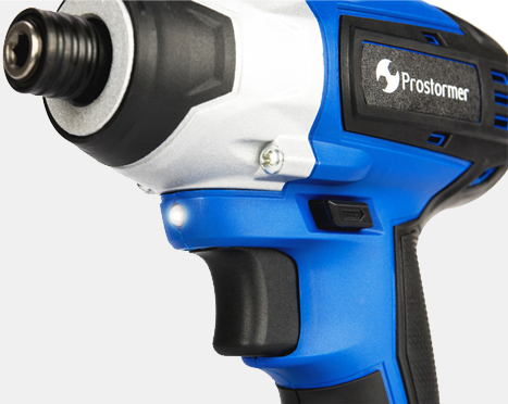 US $68 33 49% OFF PROSTORMER 20V Electric Screwdriver Brushless Cordless  Screwdriver Impact Drill 150NM Tool Bag Variable Speed Rechargeable  Drill-in