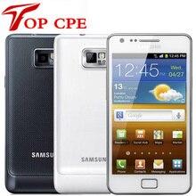 12af5d936ee Original desbloqueado Samsung GALAXY S2 SII I9100 versión UE wifi GPS 8.0MP  4,3