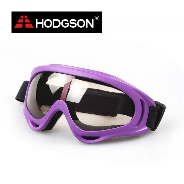 HODGSON Brand 1014 Men Women Cycling Goggles UV400 Motocross Motorcycle Glasses Motor Glasses Windproof Sport Sunglasses Eyewear