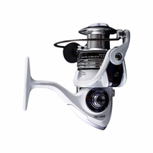 13+1 Ball Bearing Spinning Fishing Reel CNC Full Metal Exchangeable Handle for Saltwater Freshwater Spinning Reels Free Shipping