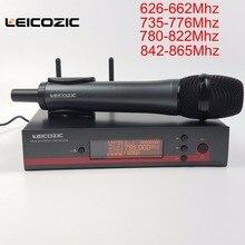 Leicozic True diversity 100G3 135g3 g3 беспроводной микрофон ручной микрофон профессиональный микрофон беспроводной микрофон uhf mic