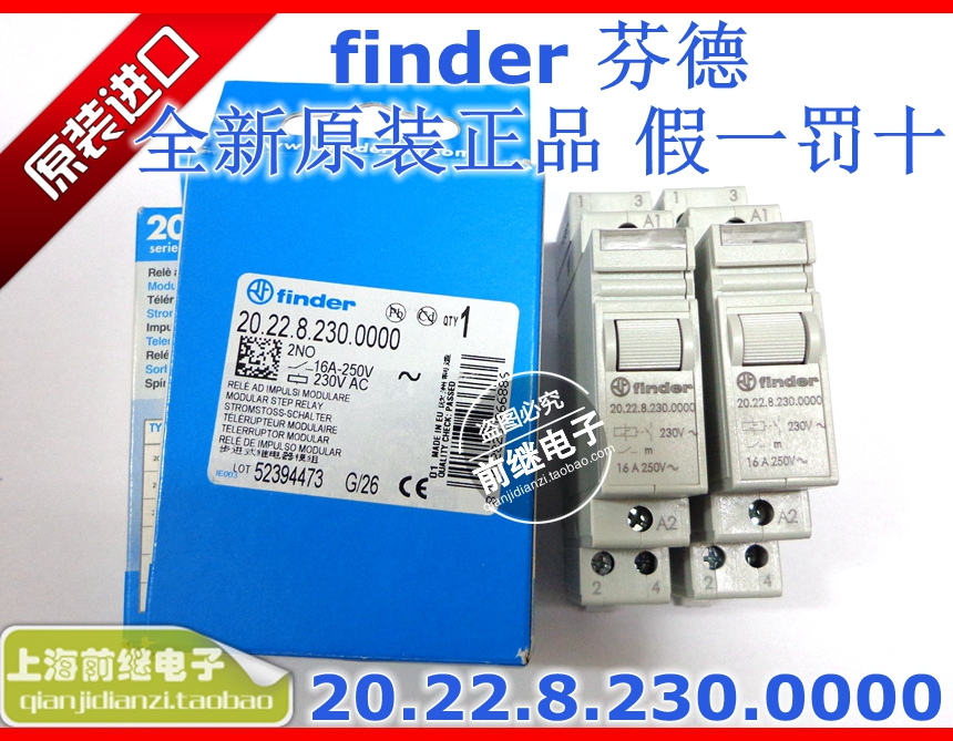 230VAC Progressive Relays 20.22.8.230.0000 230VAC Progressive Relays hot new relay finder 56 34 8 230 0040 230vac 56 34 8 230 0040 230vac 56 34 230vac 12a dip14 1pcs lot