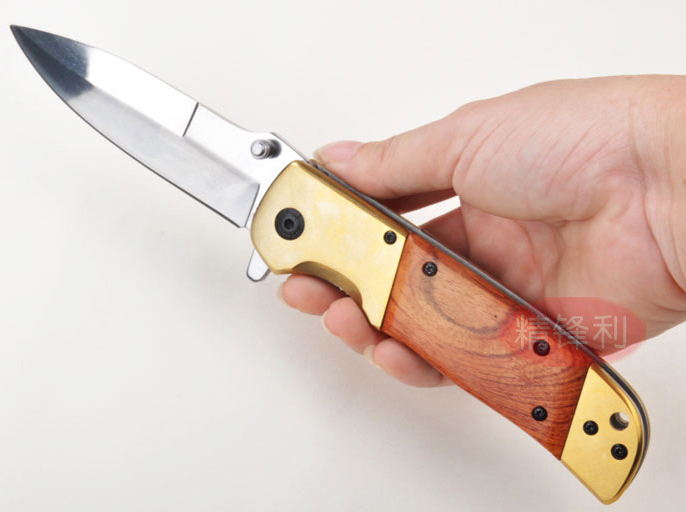 2016 The Newest 8CR blade Pocket font b knife b font G10 Handle Folding font b