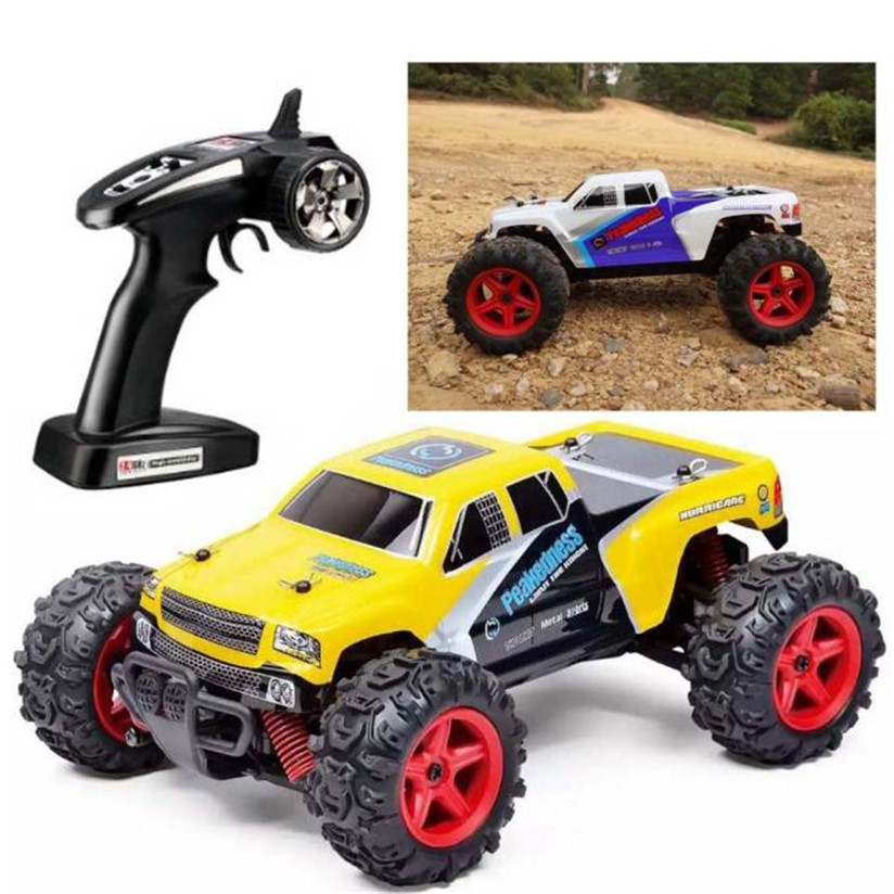 2018 2.4G High Speed SUV CAR Electric RC Cars 4CH Hummer Rock Crawlers Car Off-Road Vehicles Model Toy RC Autos Control Remot P5