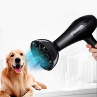 Pet Dryer Dog Grooming Machine Hair Dryer For Dogs Animal Clipper Blu ray Negative ion Hair Care Cat Massager Electric Pet Dryer