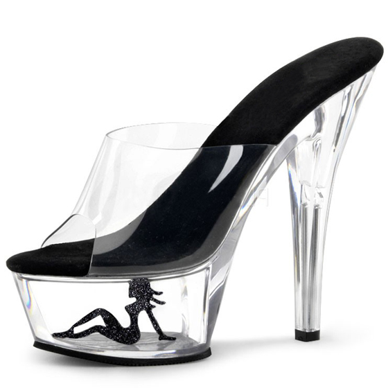 ФОТО Outside Slipper Platform Weeding Party Women shoes Transparent Newest Fashion Cheap Price Hot Sale Best Quality Luxury High Heel