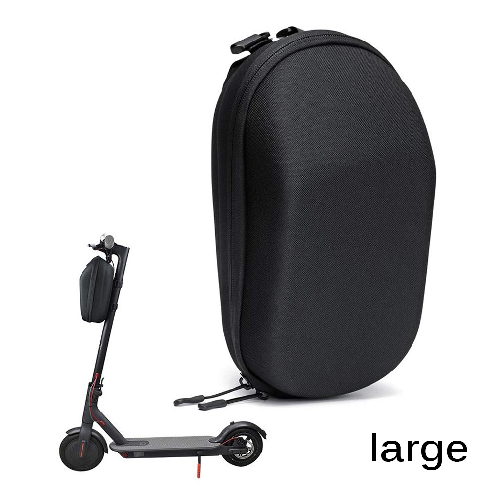HUTVD Universal Electric Scooter Head Grip Front Storage Bag for Xiaomi Mijia M365 for Ninebot Segway ES1//ES2//ES3
