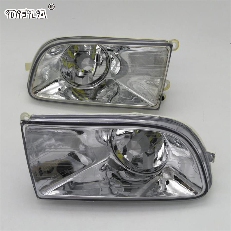 LED Light For Skoda Octavia A5 MK2 Sedan Combi 2004 2005 2006 2007 2008 Car-styling Front LED Fog Light Fog Light car styling led light for vw touareg 2003 2004 2005 2006 2007 right side led front bumper fog lamp fog light with bulb