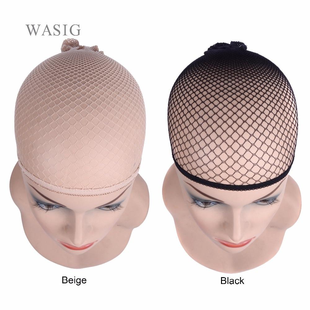 Top Hairnets Good Quality Mesh Weaving  Wig Hair Net Making Caps  Weaving Wig Cap  Hairnets