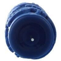 Farbroller mit dekorative motive für Maschine Designs blumen/blau 15 cm-in Mal-Werkzeugset aus Werkzeug bei