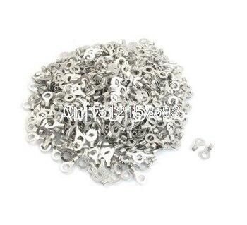 Rnb3.5-6 tipo anillo no aislado spade cable Terminales para AWG 14-12