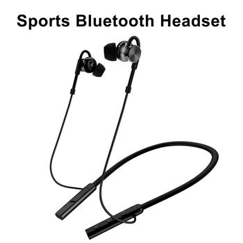 E10 Wireless Bluetooth Voice Control Magnetic Sports Headset Music Earphone