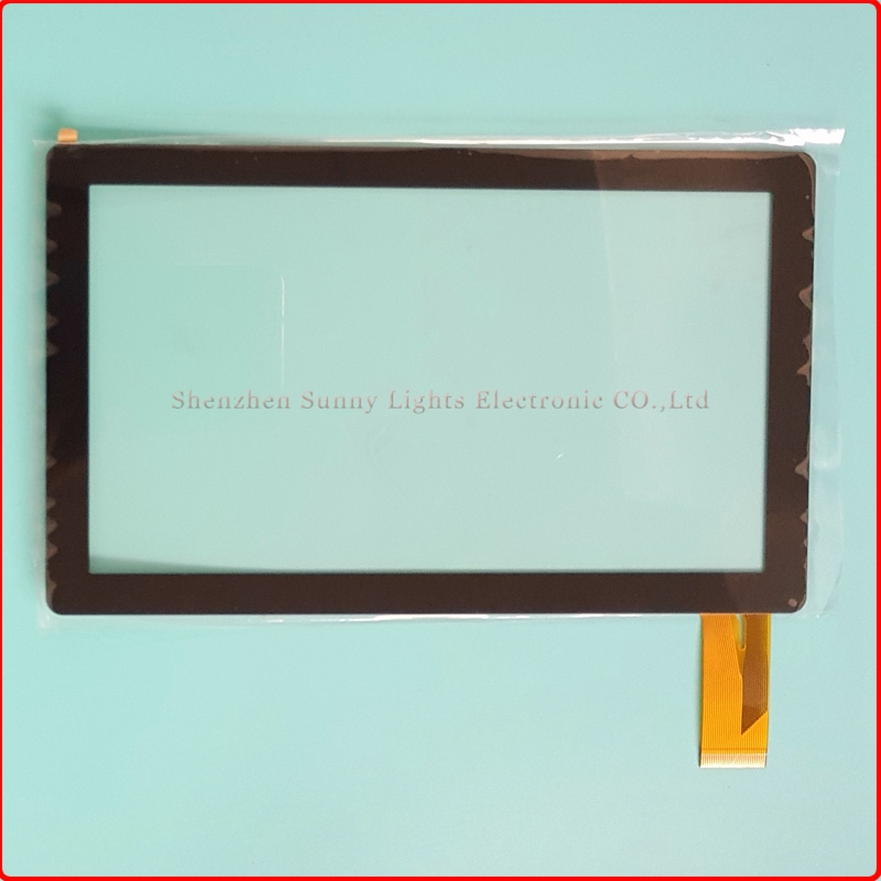 New For 7 Roverpad Air C7 WiFi Tablet Capacitive touch screen panel Digitizer sensor replacement Free Shipping black new 7 inch tablet capacitive touch screen replacement for 80701 0c5705a digitizer external screen sensor free shipping
