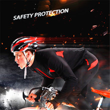 Cycling Clothing Sets Mens  Road Bike Clothes Jersey Autumn Winter Set Man Female Sport Suits Long