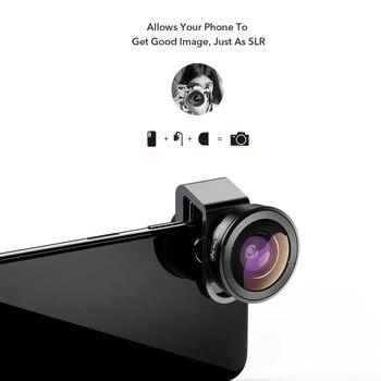 APEXEL optic phone camera lens 170 degree super wide angle lens fishye lens lente for iPhone x xs max huawei mostsmartphones 1