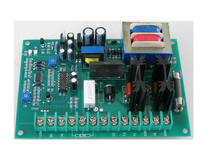 AC220V Input 2-5A 1000W SCR DC Motor Speed Adjuster Controller 10 50v 100a 5000w reversible dc motor speed controller pwm control soft start high quality