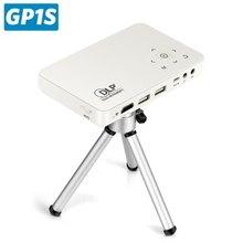 200LM 1080 P FHD GP1S Proyector Portátil De Mano Mini Bolsillo Projetor DLP 3D HDMI
