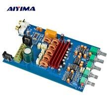 Aiyima TPA3116D2 Digital Bluetooth 4.2 Amplifier Board 50W*2+100W 2.1 Channel TPA3116 Subwoofer Amplifier Board DIY Home Theater
