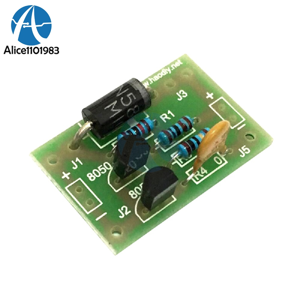 Diy Kits Solar Lamp Board Control Sensor Lithium Battery Charger Mini Panel And Test Home Circuits Charging With Protection Module Light For