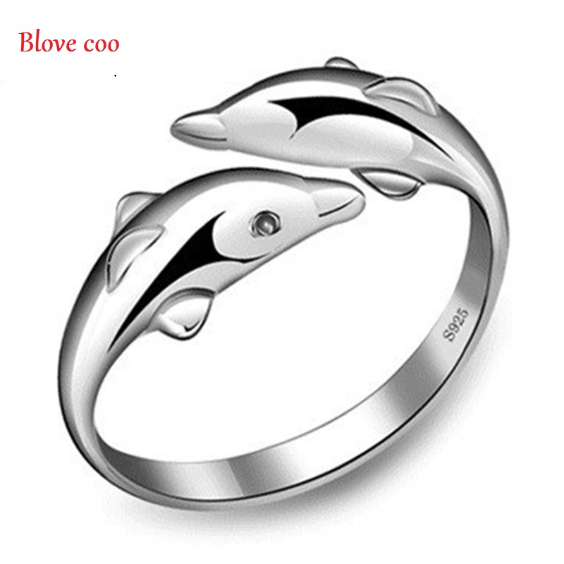 Rings for Women new Fashion Fins