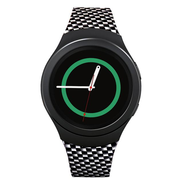 watch strap Luxury TPU Silicone Watch Band Strap For Samsung Galaxy Gear S2 SM-R720  Oct31 send in 2 days