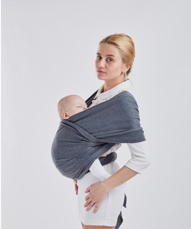 Ywhuansen 0-3y portador de bebê sling para