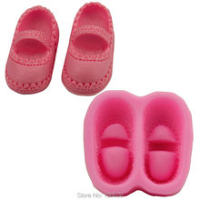 852c8fca5309ba 1Pcs Shoes Shaped soap mold silicone Fondant Mold Resin Clay Chocolate  Candy Silicone Cake Mould