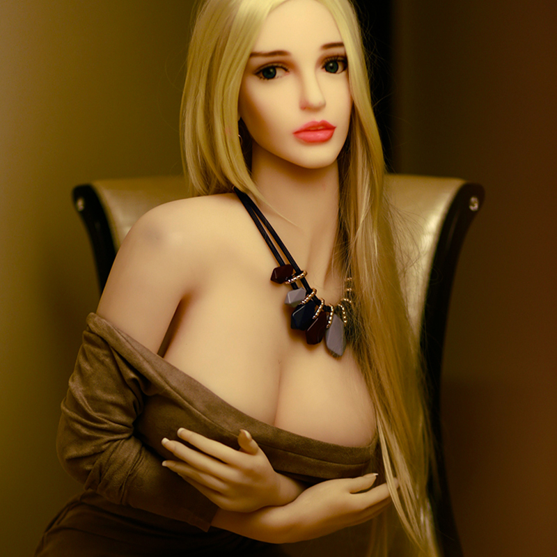 Cosdoll 165cm Full Size Blonde Female Silicone Sex Dolls with Metal Skeleton 3D Vagina Anal Oral Sex for Men Real Love Companion cosdoll 165cm full size tpe silicone sex doll with metal skeleton real japanese love doll sex products for men vagina oral anal