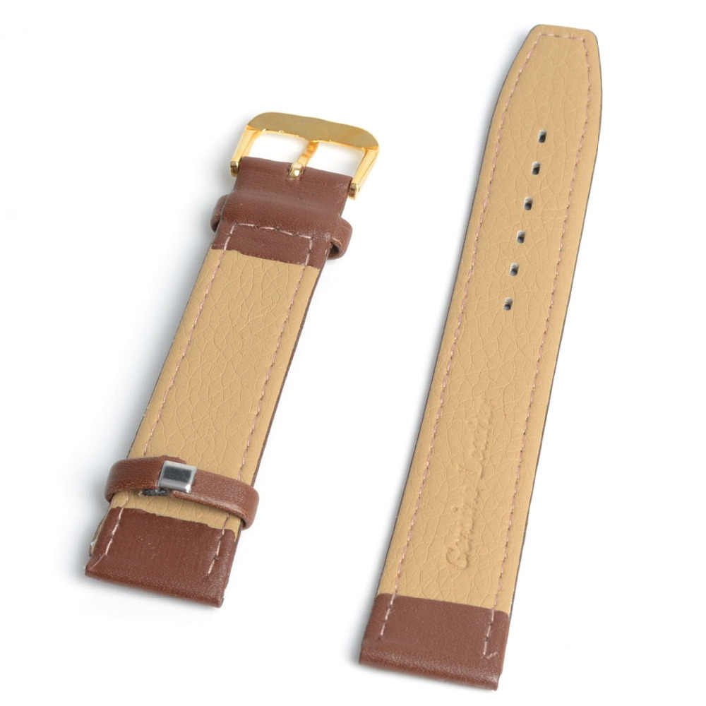 Hot Top Fashion New Arrival Soft Durable PU Leather Black & Coffee Men Women Watch Strap Band,10,12,14,16,18,20mm Watchband