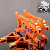 Aluminum Rear Suspension Arm Set 85402 For RC 1/5 HPI Baja 5B SS Rovan KING MOTOR