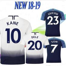 bfd3202f0f1 Tottenhames shirt KANE Home away 18 19 LAMELA ERIKSEN DELE SON Away bluel  shirt 2018/2019 Tottenhames Football jersey