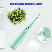 Portable Electric Stains Scaler Sonic Dental Tooth Calculus Remover Tartar White Teeth Dental Instrument Oral Hygiene