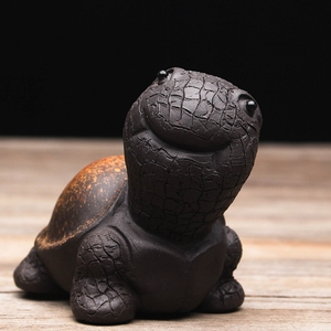 Image 3 - Подставка для крышки чайного горшка из фиолетовой глины для домашних животных