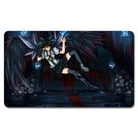 Angel Of Death Anime Playmat 525 Custom Anime Board Games Tohou Play Mat Card Games