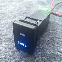 Автомобиль Переключатель DRL переключатель лампы дневного переключатель для Toyota