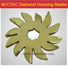 4'' inch dry cutting blade only for LIGH BRICK | 104mm groove tool for GRM2838 wall grooving machine | thickness 1'' 25mm