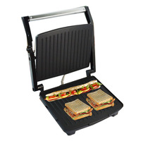 Beijamei Household Roast Beef Sandwich Maker Electric Barbecue Sausage Oven Machine Hamburger Machine Toast
