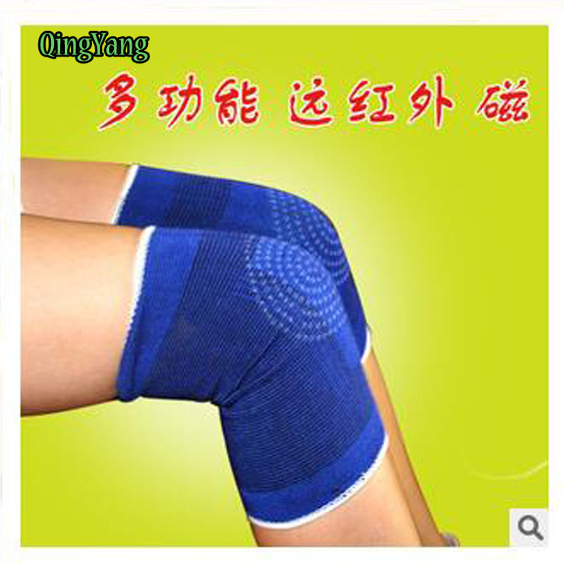 все цены на Magnetic Therapy Tourmaline Self-heating. Kneepad Warm Knee Support Belt Bandage Body Massager. Health care Products 1 Pair