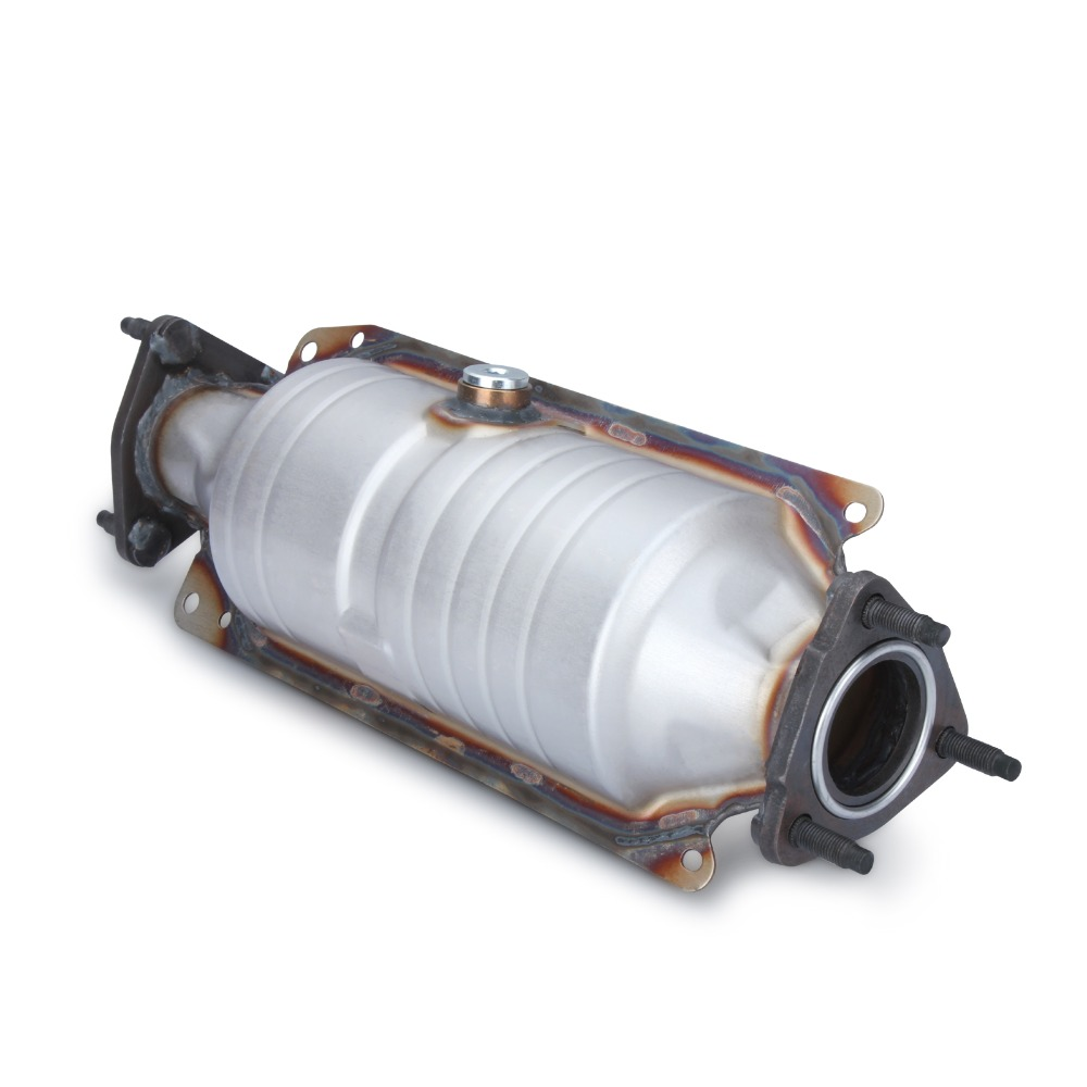 Catalytic Converter For Honda Accord 98 02 49 State 22642 Direct Fit Warranty In Converters From Automobiles Motorcycles On Aliexpress