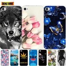 купить For iphone 5s 5 s se Case silicone soft tpu Shell Cover For Apple iPhone 6s 6 s plus Fundas coque etui bumper paiting phone case по цене 45.59 рублей