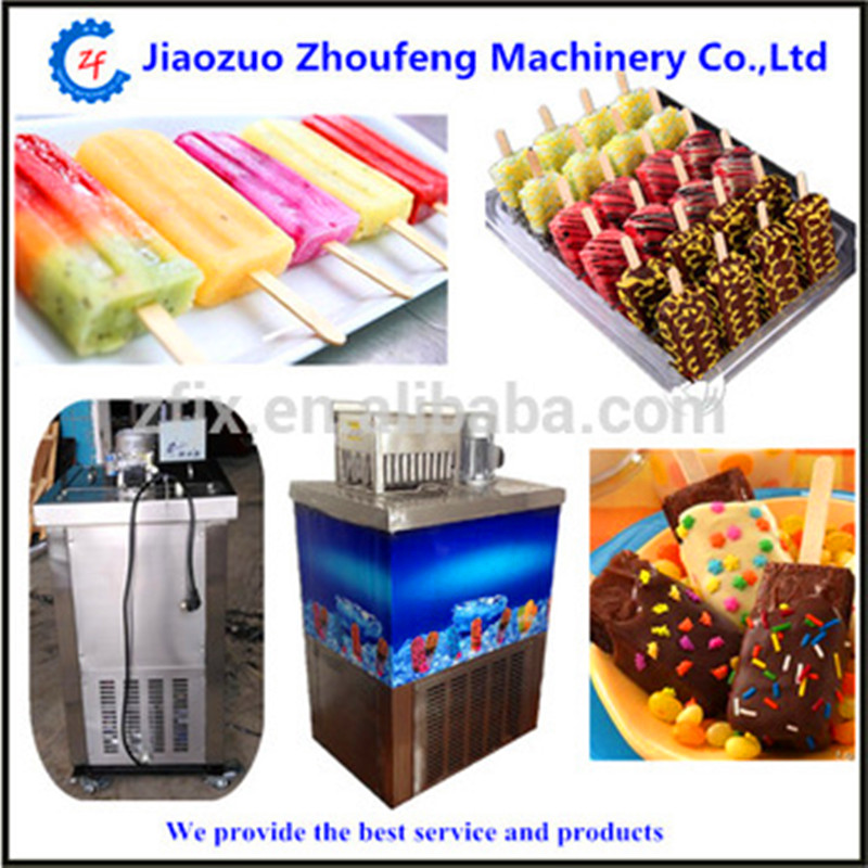 Stainless Steel Ice Lolly Making Machine Popsicle Machine China Manufacture
