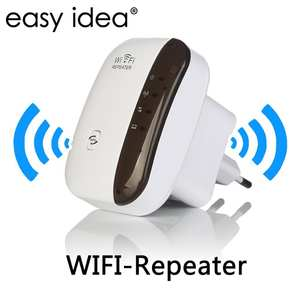 Wireless Wifi Booster Repeater Wifi-Extender Access-Point 300mbps B/G