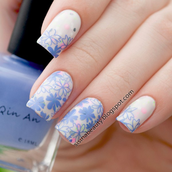 Nail art with stamps choice image nail art and nail design ideas bp l029 flower theme nail art stamp template image plate bp l029 flower theme nail art prinsesfo Image collections