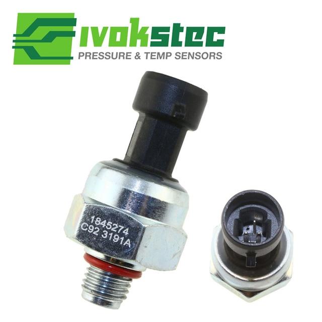 Injection Control Pressure ICP Sensor 1845274C92 For Navistar VT365 Ford Excursion F 250 F 350 F 450 F 550 E 350 6 0L 2003 2004 In Pressure Sensor