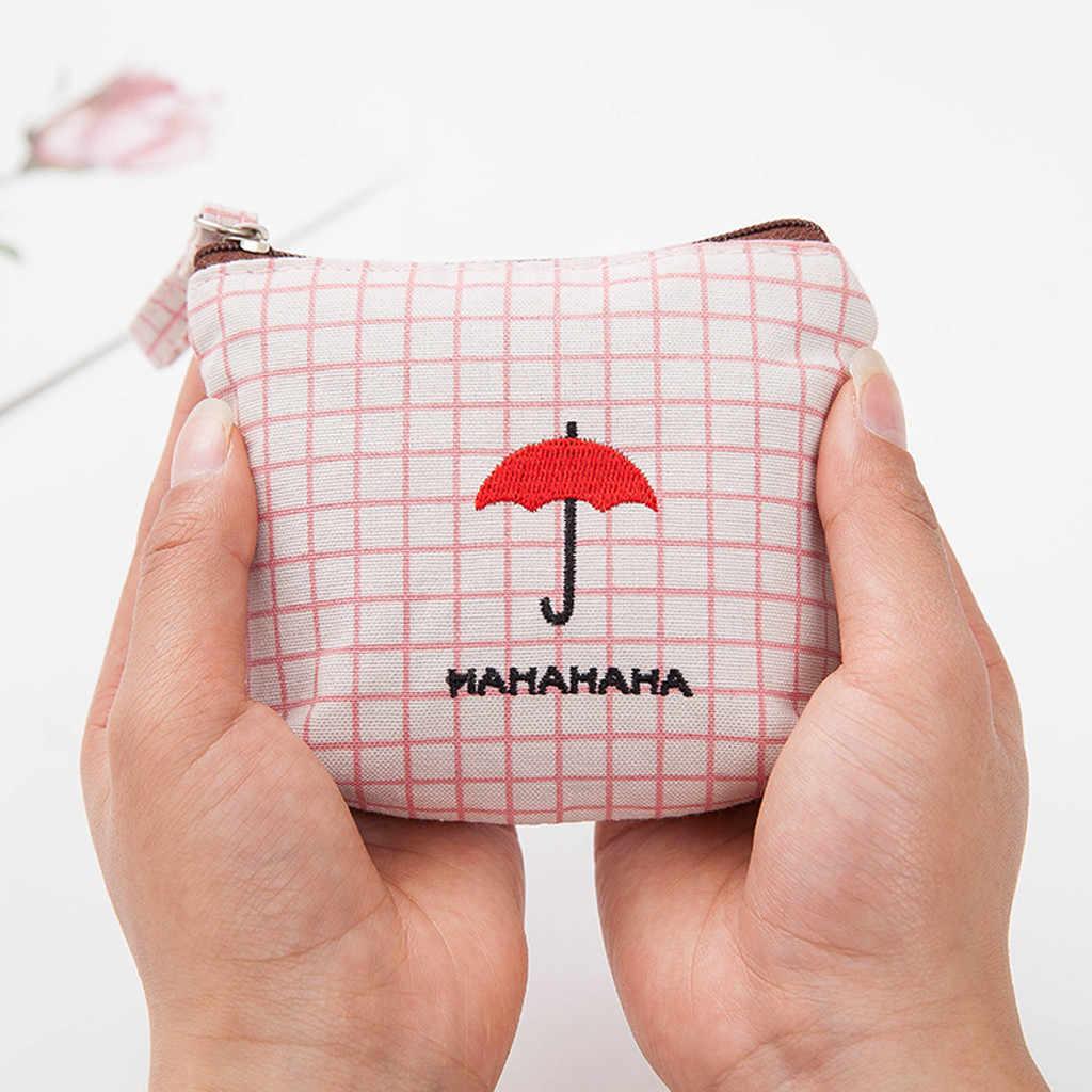 Mini Wallet cartoon pictures Snacks Coin Wallets Bag Change Pouch Key Holder Cute kawaii simple portable purse Cuzdan