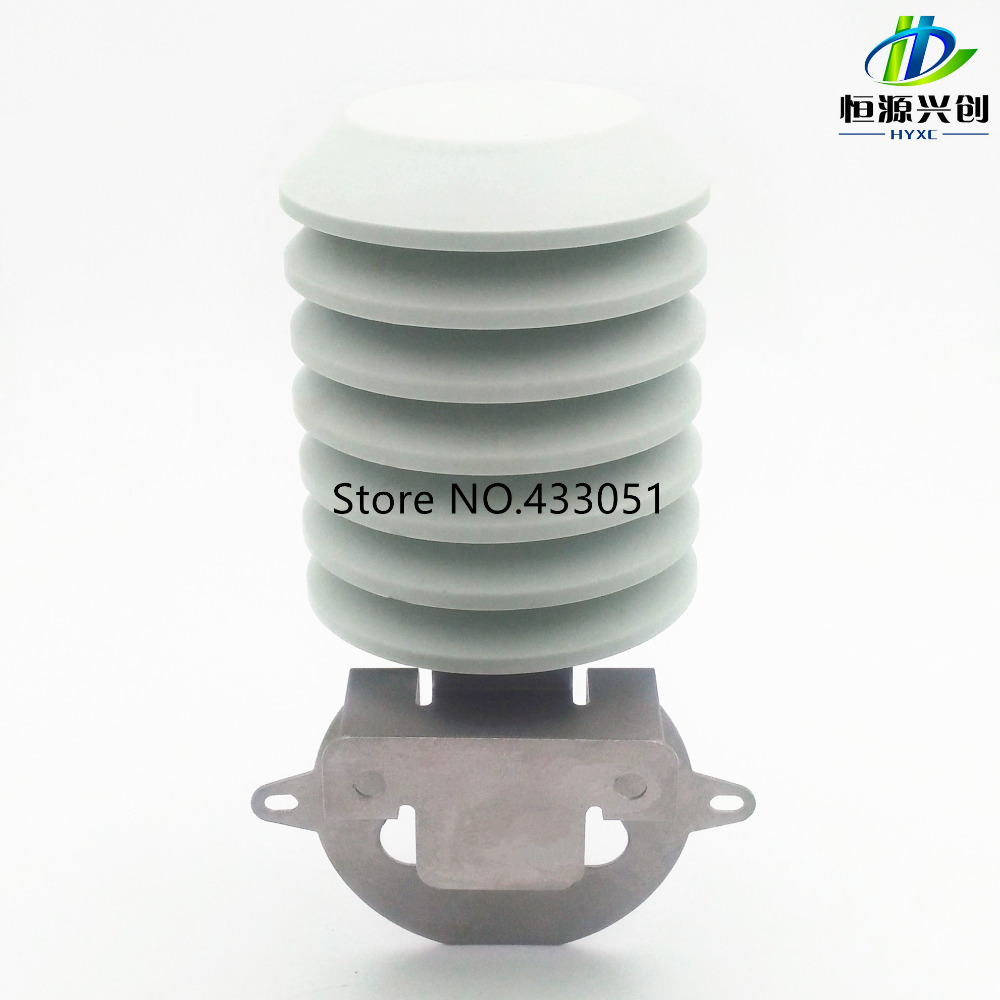 Small radiation shield, outdoor shelters, weather station shelters,  temperature and humidity shield-in Temperature Instruments from Home  Improvement