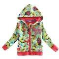 УГОЛЬ зеленый куртки для мальчиков Пальто детская верхняя одежда зима новый год мальчики толстовки спортивные костюмы baby дети одежда из хлопка