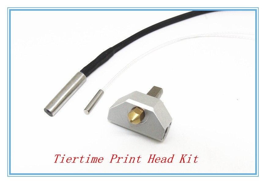 3D imprimante accessoires Tiertime UP 3d imprimante pour l'extrémité chaude de la tête d'impression kit
