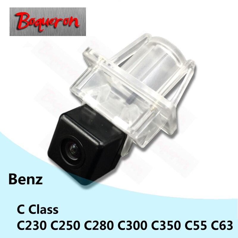 ⊹Para Mercedes Benz C C230 C250 C280 C300 C350 C55 C63 HD CCD ...